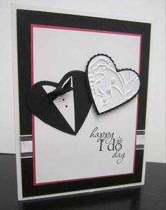Wedding Punch Art by flowerbugnd1 - Cards and Paper Crafts at Splitcoaststampers