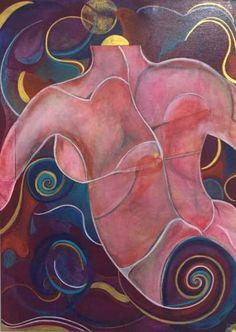 """Ateliertheadorus  """"Cosmicdance"""" 69.00 cm x 49.00 cm (27.17"""" x 19.29"""") TECHNIQUE MIXTE SUR TOILE Prix sur demande    Déclaration d'intention: In simplicity, """"Insuffler dans la matière la fréquence de la Beauté dont le Monde a si besoin"""" de BM&Co  Avec ma gratitude   Francisca Schenkel@AtelierTheaDorus ateliertheadorus Art Day, Art For Sale, Oil On Canvas, Contemporary Art, Art Gallery, Geneva, Exhibitions, Switzerland, Fine Art"""