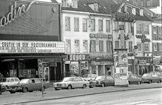 Hamburg in den frühen 70er Jahren