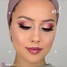 Heart-eyes at her gorgeous makeup skills! Smoke Eye Makeup, Dewy Makeup Look, Eye Makeup Steps, Makeup Eye Looks, Beautiful Eye Makeup, Skin Makeup, Eyeshadow Makeup, Contour Makeup, Makeup Tutorial Eyeliner