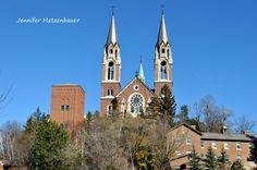 Holy Hill, WI  one of my favorite places
