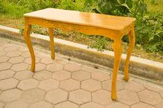 #mesa color miel ideal para eventos.