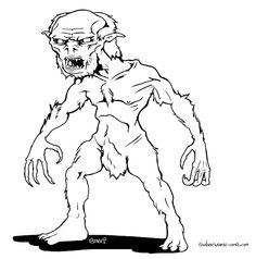 Grohl, goblin, troll, fantasy monster