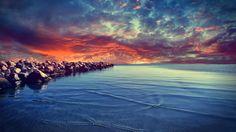 sea coast maldives