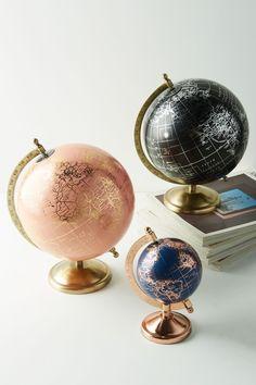 Slide View: 3: Decorative Globe