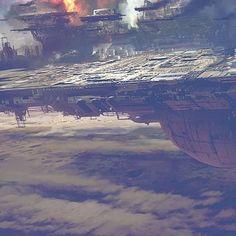 Amazing classic #scifiart by #artist Paul Chadeisson #scifi #art #scifiartwork #artwork
