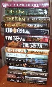 John Grisham - I believe I've read all of these