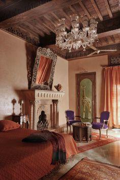 Junior Suite Deluxe at La Sultana Marrakech