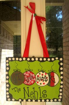 Cute Christmas Canvas @Lee @ Grace Filled House