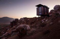 cabane luxe mexique