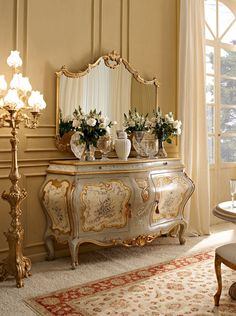Luxury Furniture & Design: Mobili Andrea Fanfani from Italy. - Home Decor French Country Bedrooms, French Country House, French Country Decorating, Country Living, French Cottage, Country Bathrooms, Cottage Art, Country Kitchens, French Bedroom Decor