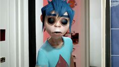 Gorillaz - DoYaThing 2D is so cute it should be illegal!!!