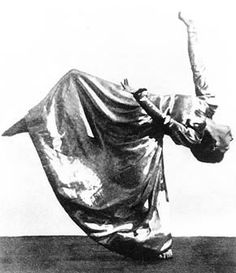 Mary Wigman (13 November 1886 – 18 September 1973)