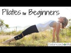▶ Diastisis Recti: at-home check and Pilates exercises to fix it - YouTube