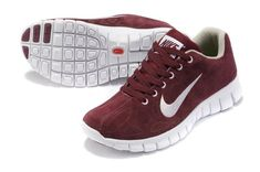 2012 Nike Free Run+ 3.0 Fur Womens Shoes Coffee Online Outlet