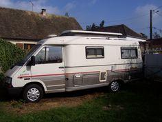 Renault Eriba Camping Car.
