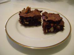 Brownie prático | Tortas e bolos > Brownie | Receitas Gshow