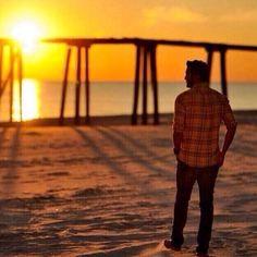 3 things I love: Beach, Sunsets and Luke Bryan