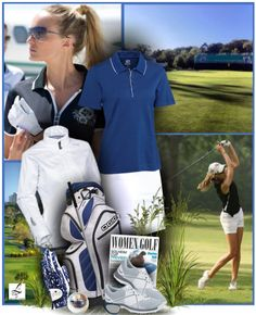 Make My Day Collection, exclusive at lorisgolfshoppe.polyvore.com. See it now! #golf #fashion #polyvore #lorisgolfshoppe