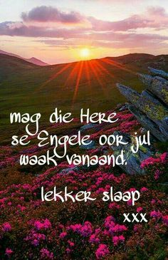 Lekker slapies Good Night Wishes, Good Morning Good Night, Good Night Quotes, Funny Qoutes, Cute Quotes, My Family Quotes, Greetings For The Day, Afrikaanse Quotes, Bible Images