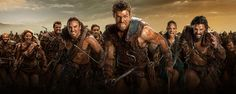 Spartacus : War of the Damned - Season 3 poster