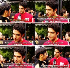 Tyler Posey about Dylan O´Brien´s injury