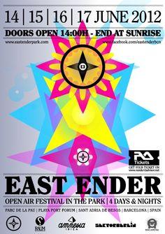 East Ender Day 2 at East Ender Park, Barcelona Loco Dice, Air Festival, Steve Aoki, Me Tv, Barcelona Spain, Ibiza, Tv Shows, Park, Lineup