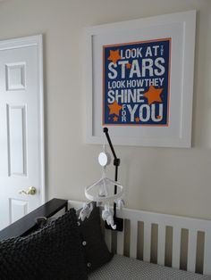 We're loving these star-inspired nursery ideas from @projectnursery #BabyCenterBlog