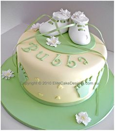 Google Image Result for http://www.elitecakedesigns.com.au/images/Baby%2520Shower%2520Cakes/baby-booties.jpg