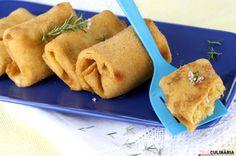 Receita de Crepes recheados com legumes. Descubra como cozinhar Crepes recheados com legumes de maneira prática e deliciosa com a Teleculinária!