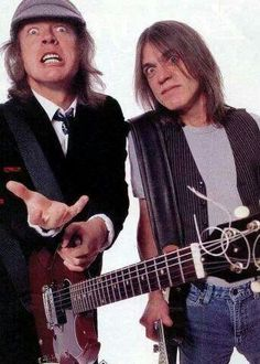 For Those who have Rocked (We Salute You)  RIP Malcolm Young.