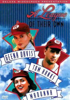 A-LEAGUE-OF-THEIR-OWN-Movie-POSTER-27x40-D-Geena-Davis-Tom-Hanks-Lori-Petty
