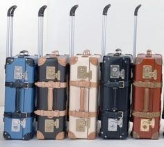 wonderful. if you've got a grand to spend on a suitcase.