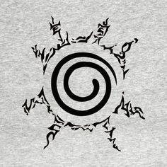 Naruto - Naruto Best Price at - Comic & Other Tattoos - Anime Naruto Tattoo, Manga Tattoo, Body Art Tattoos, Sleeve Tattoos, Tatoos, Naruto Nine Tails, Nine Tailed Fox Naruto, Naruto Symbols, Seal Tattoo