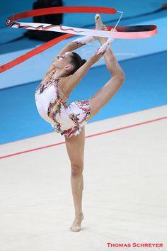 Gymnastique artistique - Lucille Chalopin - FFGym