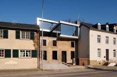 STEINMETZDEMEYER: house da costa in altwies