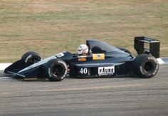 1989 AGS JH24 - Ford (Gabriele Tarquini)