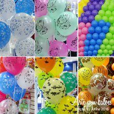 Conheças as novidades da Balões Pic Pic na www.revistaartecombaloes.com.br