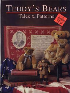 Teddy Bear Pattern Book