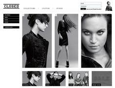 Recopilación de 50 sitios web de moda