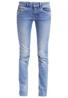 NEW BROOKE - Jeans Slim Fit - bleached denim