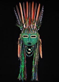 Seed Gatherer mask