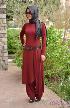 En Yeni Moda sefamerve dar pantolon modeller