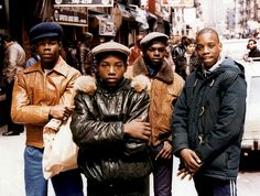 Portraits of Joy: The 1980s Street Photography of Jamel Shabazz - In Focus - Curbed NY