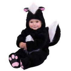 Skunk Costume - Toddler