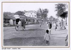 Pycrofts Road, Madras 1890