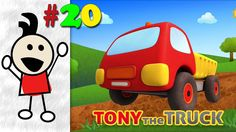 Tony the Truck - digger, dumper, roller and crane scenes for 2 yrs old! The kids safe videoplay. Digger, Best Apps, Crane, Monster Trucks, Toys, Toy, Games, Beanie Boos