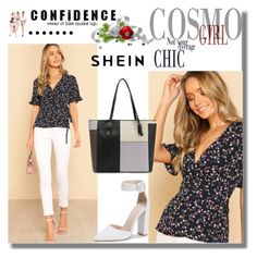 """Shein"" by sabinn ❤ liked on Polyvore featuring Superga"