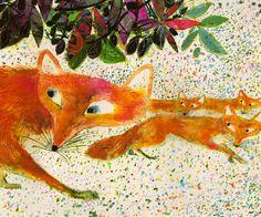 Brian Wildsmith's Wild Animals by my vintage book collection