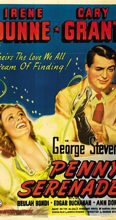 Directed by George Stevens. With Cary Grant, Irene Dunne, Beulah Bondi, Edgar Buchanan. A couple's big dreams give way to a life full of unexpected sadness and unexpected joy.
